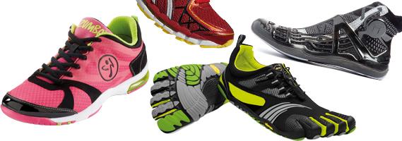 scarpe da tennis adatte per zumba