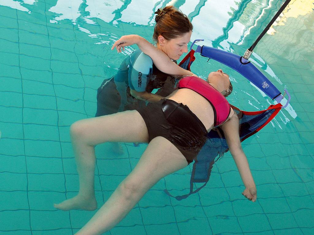Nuoto e disabilità