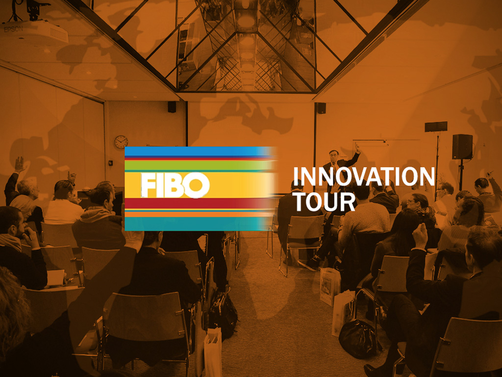 FIBO INNOVATION TOUR 2016