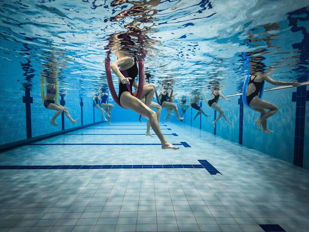 La piscina come la palestra… forse meglio
