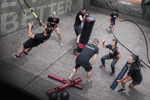 HBX allenamento funzionale
