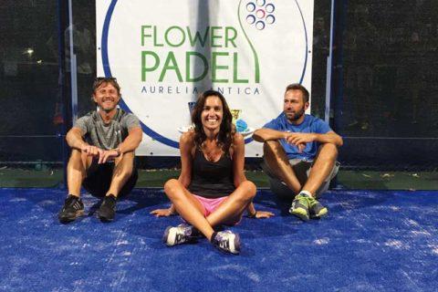 flower padel