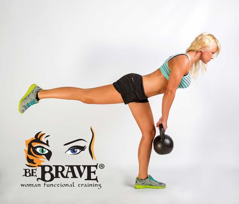 B.E.Brave Woman Functional Training® Allenamento Funzionale Femminile