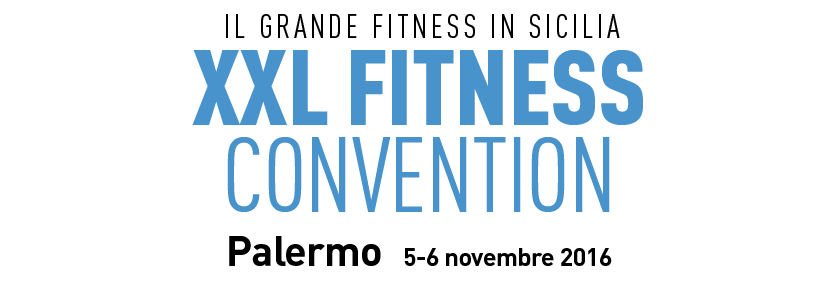 xxl fitness convention logo