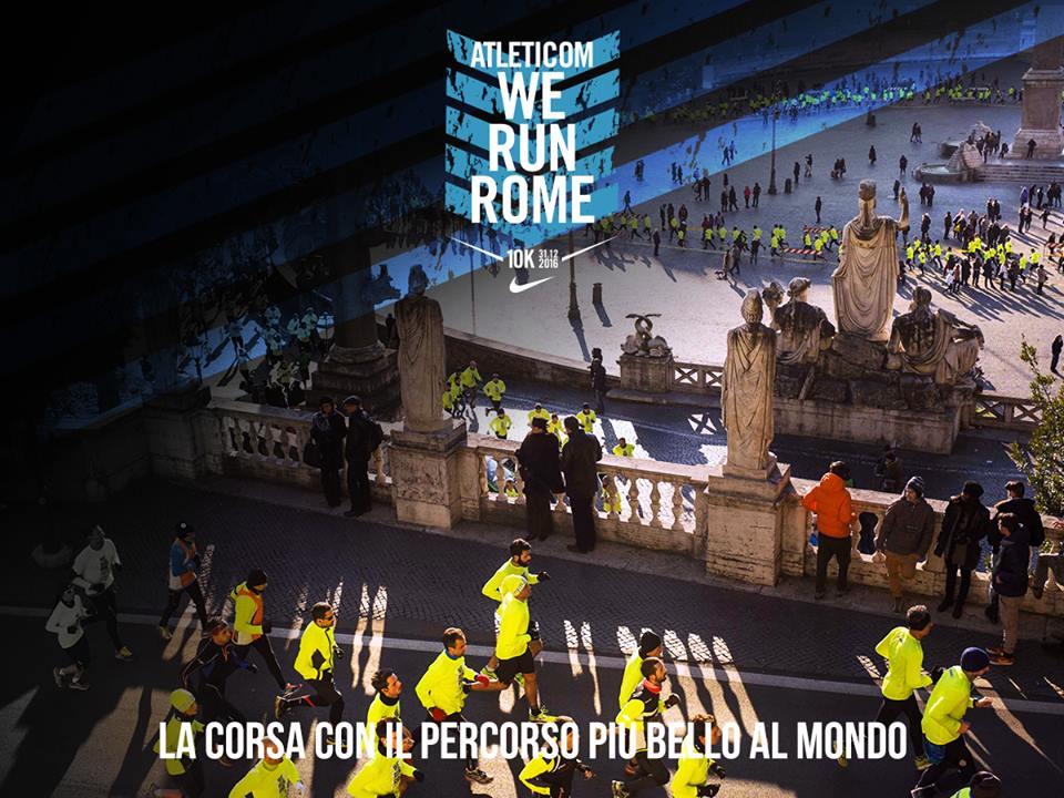 athletic we run rome