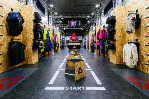 foto del Reebok Temporary Store