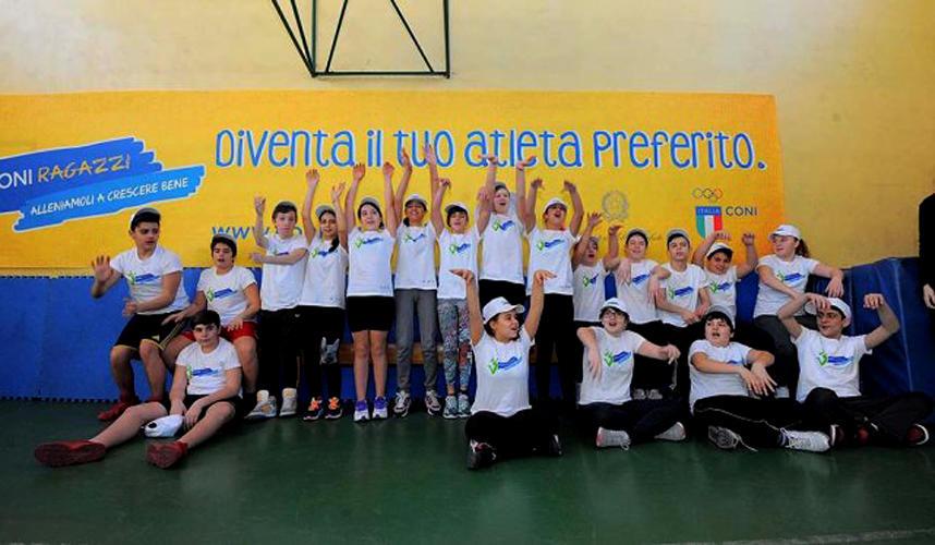 CONI RAGAZZI: sport gratis per tutti i bambini