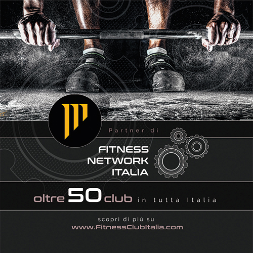 locandina Fitness Network Italia