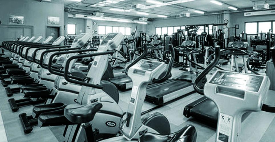 macchinari fitness