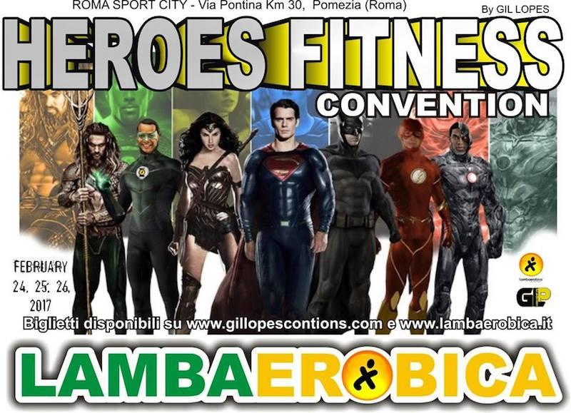 Heroes Fitness Convention