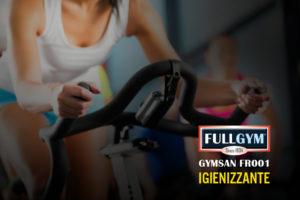 igienizzare con FullGym