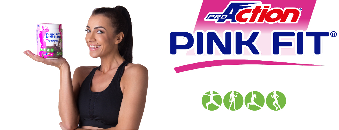 pink fit protein