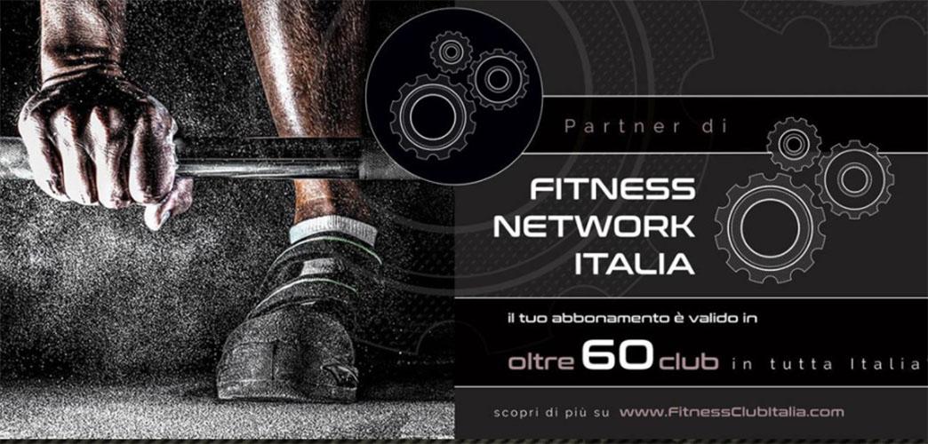 Fitness Network Italia: il Network di Fitness, Sport e Boutique Club più grande d'Italia