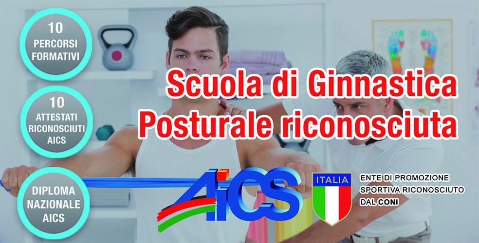 scuola di ginnastica posturale