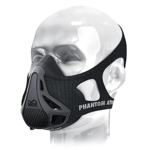 la maschera per la respirazione Phantom Training Mask