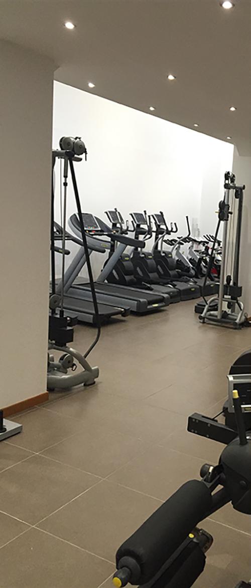 Macchinari rigenerati Fitness Studio