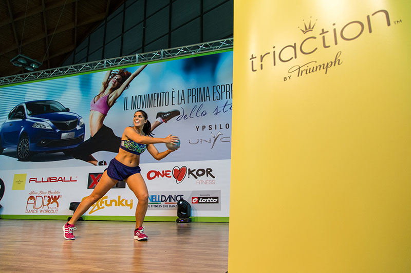 Triaction-Fluiball a RiminiWellness 2017
