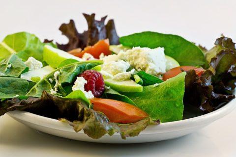 mangiare alimenti stagionali