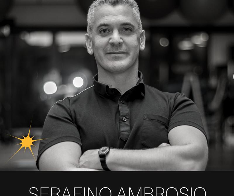 Serafino Ambrosio di Polestar Pilates
