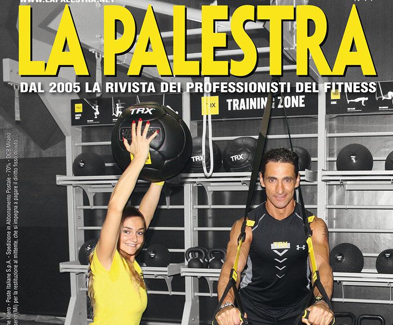 copertina editoriale La Palestra 71