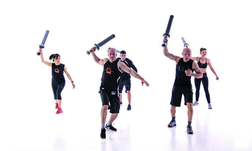Fitsword Fitness training