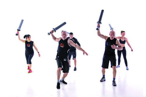 Fitsword Fitness training