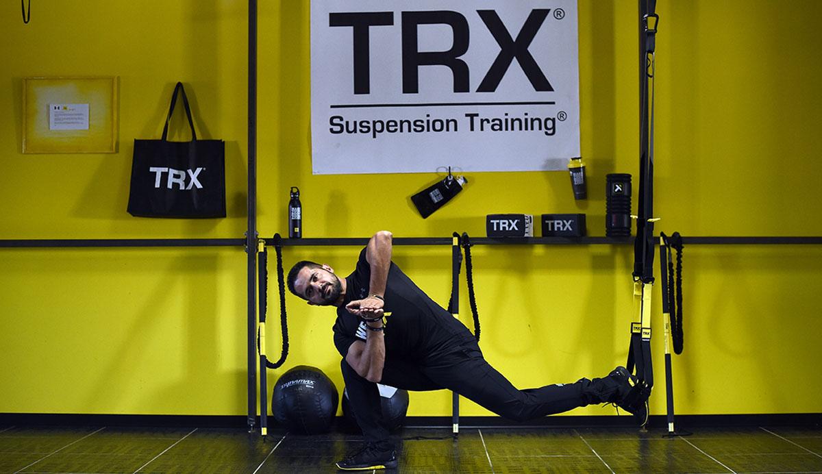 TRX Box mania a Oristano con Simone Luca Sanna