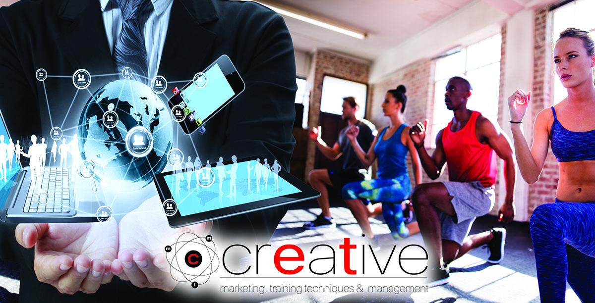 Creative: la creatività al servizio del fitness