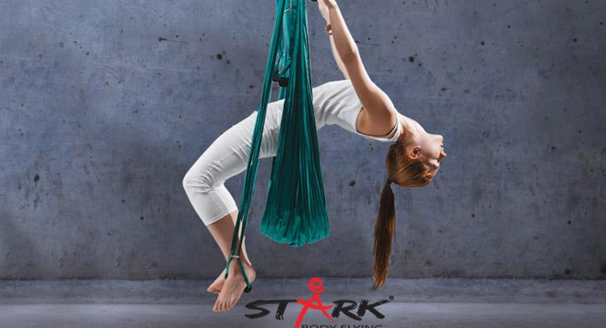Stark Body Flying di Antonella Faleschini