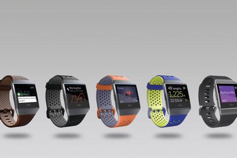 Fitbit Ionic: il fitness smartwatch dalle funzionalità intelligenti