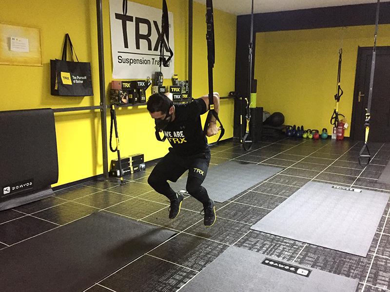 Allenamento con Training Mask-Simone Luca Sanna2