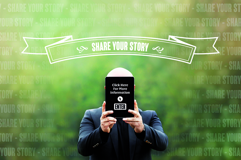 Il Visual Storytelling per il prodotto fitness