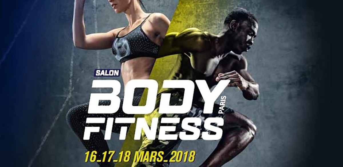Body Fitness Paris: il salone dei professionisti e appassionati di fitness