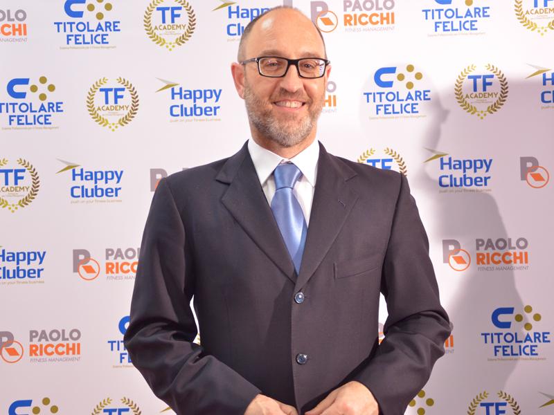 Paolo Ricchi Titolare felice