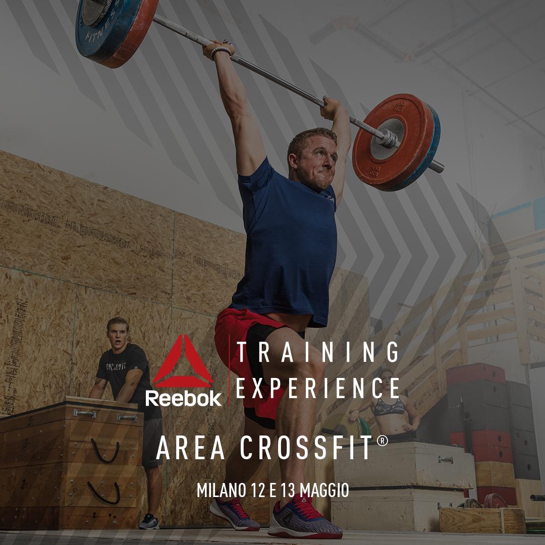 Reebok Training Exprience_CROSSFIT