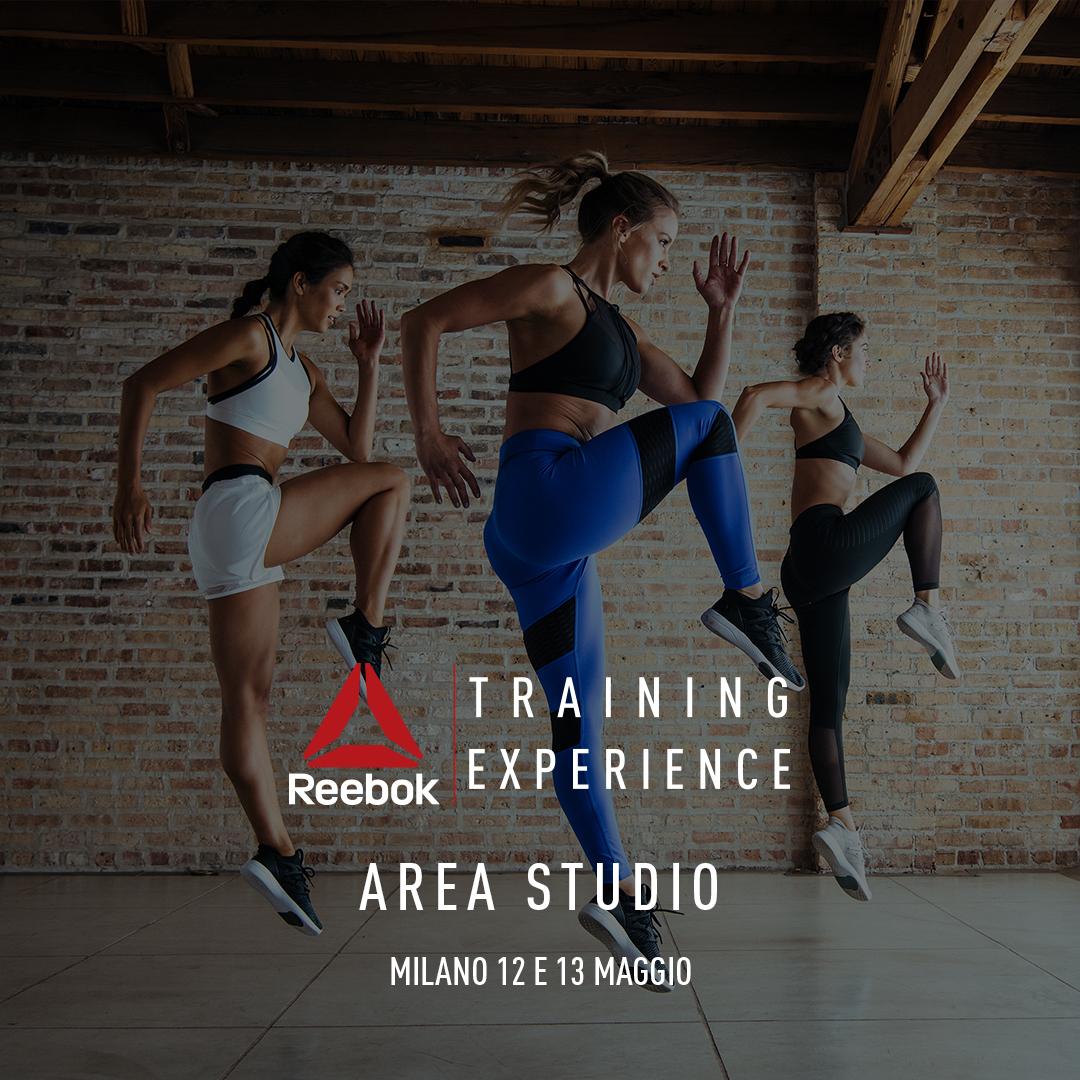 Reebok Training Exprience_STUDIO
