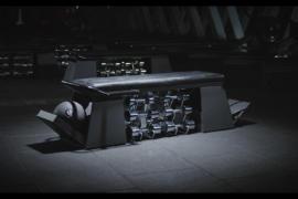 Teca Hiit Bench