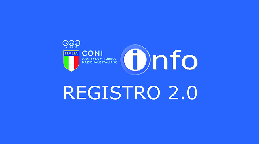 Il registro CONI 2.0