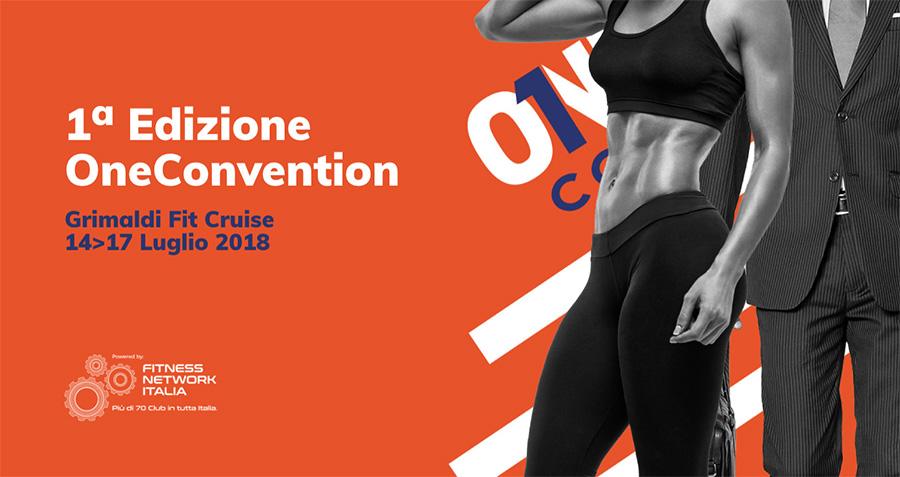 Tutti a Bordo della Grimaldi Dance Fit Cruise: la One Convention sta per partire!