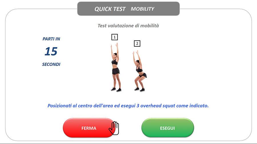 Quick Test di D-Wall: non un semplice test, ma tanti risultati a supporto dei trainer