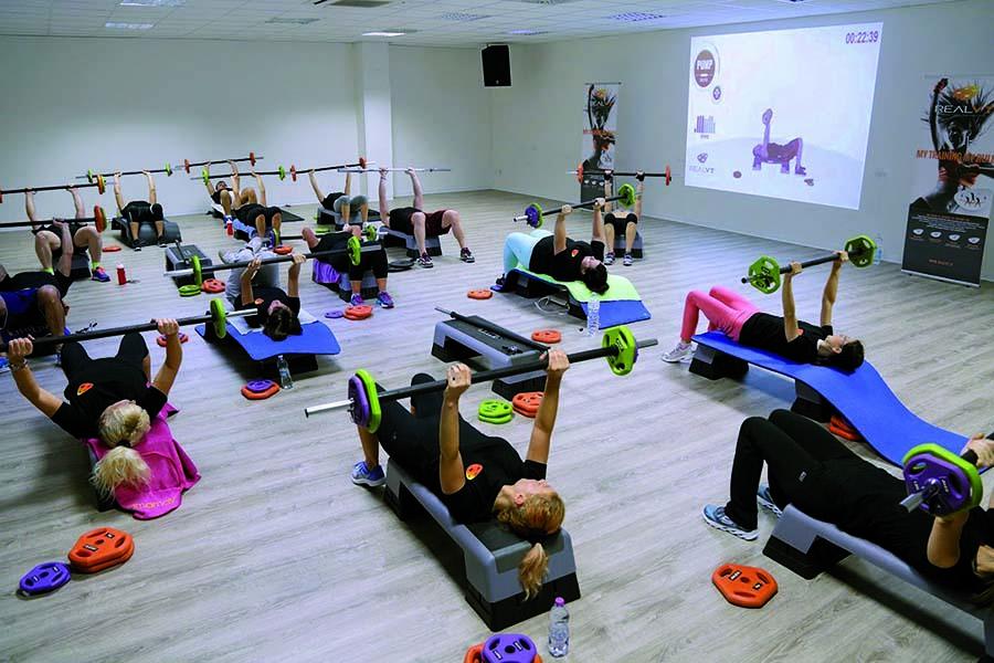 l'allenamento virtuale di Real VT