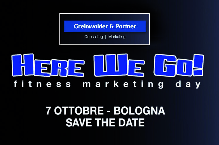 Here We Go 2018: l'evento di formazione dedicato al marketing per i fitness club