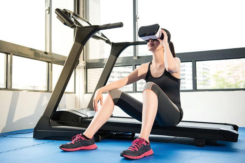 La realtà aumentata entra nel fitness