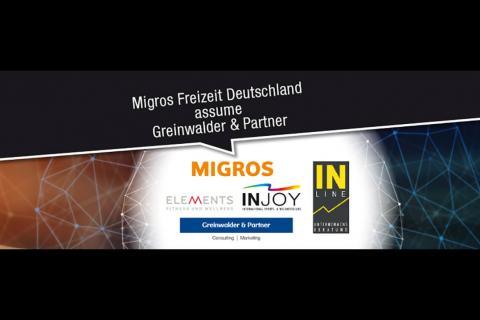 Migros Freizeit Deutschland si rafforza sul mercato tedesco del fitness.