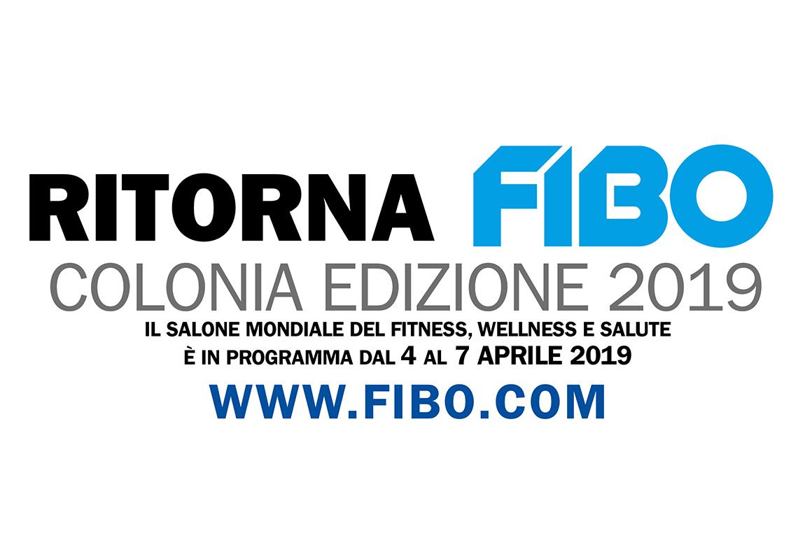 RITORNA FIBO COLONIA – EDIZIONE 2019