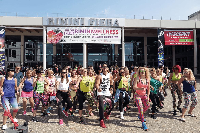 RiminiWellness 2019, 30 maggio – 2 giugno