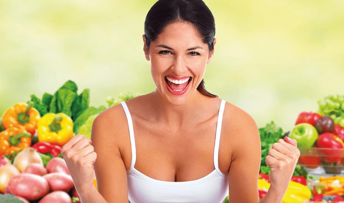Proporre il cibo sano in un centro fitness