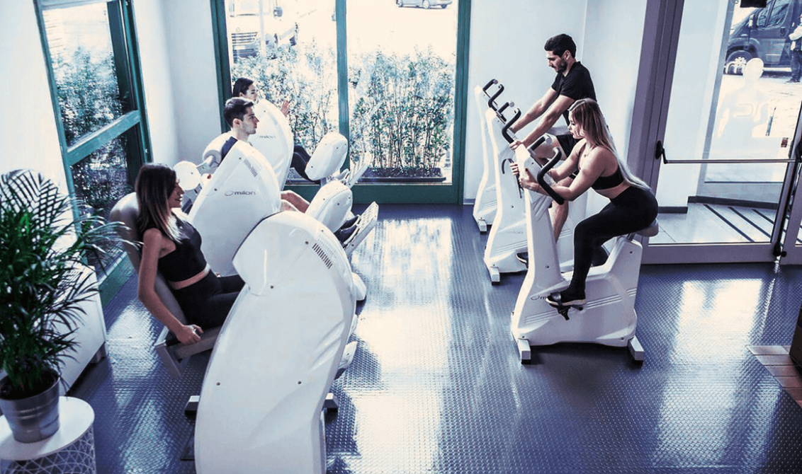 MILTRONIC – Fitness digitale a circuito