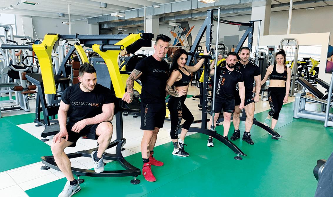 Fitness Studio l'azienda che pensa al futuro