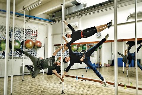"""THEPOLE: nasce un nuovo """"modello di fitness"""""""